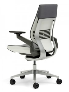 Gesture Wrapped back by Steelcase